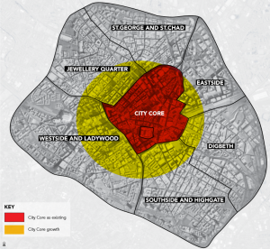 Birmingham's Big City Plan: a Decade On.