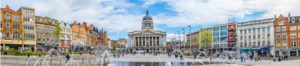 Nottingham: Top Locations Capital Growth