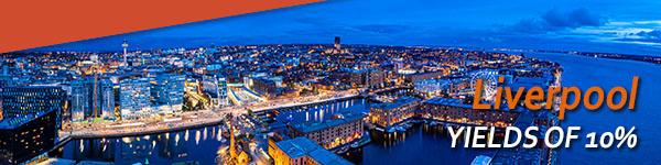 Liverpool Rental Yields 2021