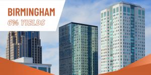 Birmingham rental yields
