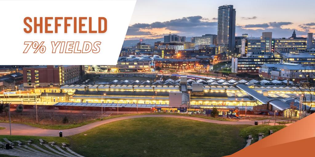 Sheffield rental yields